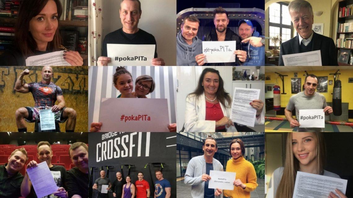 Akcja #pokaPITa – Anita Sokołowska namawia internautów do pomagania
