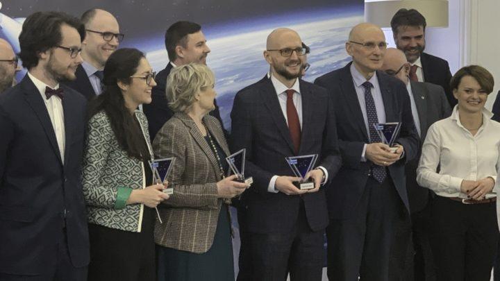 ICEYE Polska z nagrodą Agencji Rozwoju Przemysłu