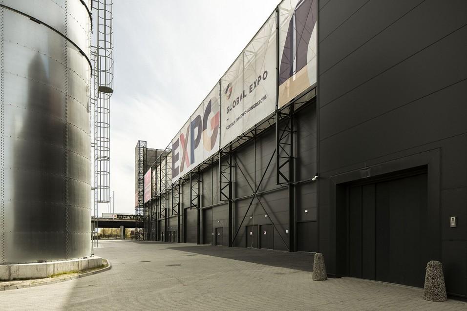 Budynek fabryki FSO