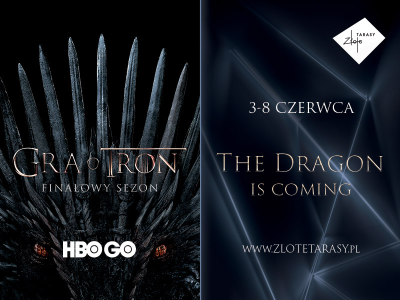 The dragon is coming!