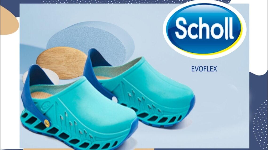 Profesjonalne chodaki EVO FLEX od Scholl