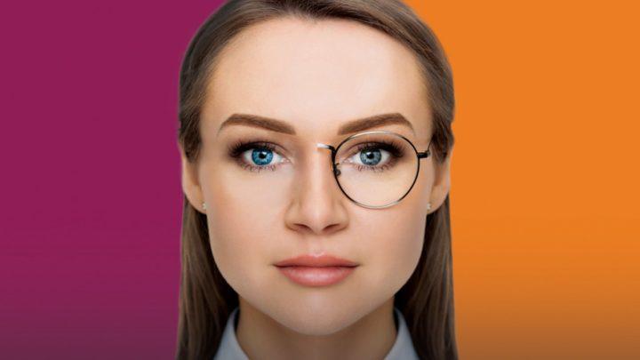 Tylko połowa Polaków nosi okulary i soczewki na zmianę