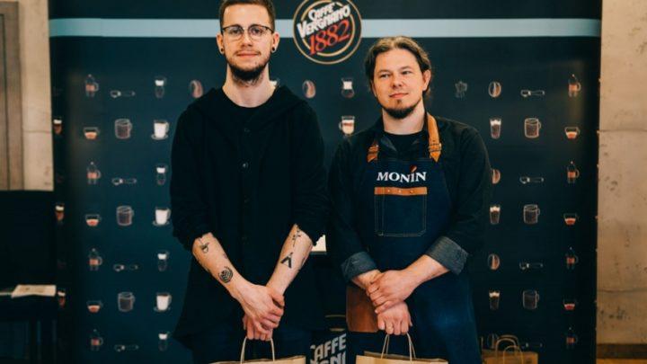 Znamy zwycięzców toruńskich eliminacji do konkursu Caffè Vergnano Best Barista