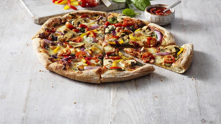 Rewolucja w recepturze PIZZA HUT