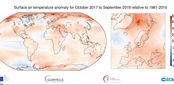 Opublikowano alarmujący raport WMO – zmiany klimatu przyspieszają
