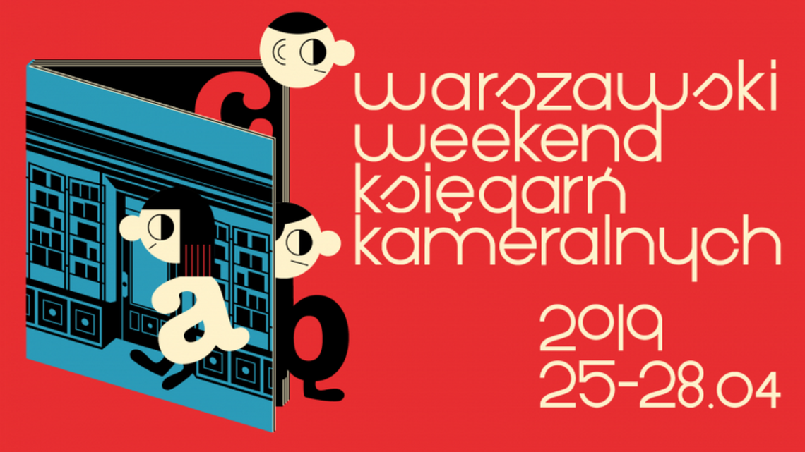 Warszawski Weekend Księgarń Kameralnych 2019