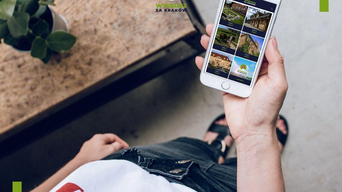 Wyskocz za Kraków – już działa aplikacja, która pomoże zaplanować wycieczkę za miasto!
