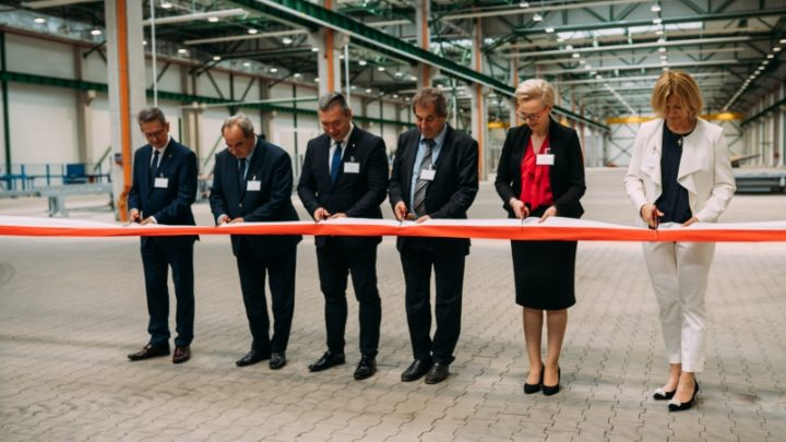 STEICO otworzyło halę prefabrykacji w Czarnkowie