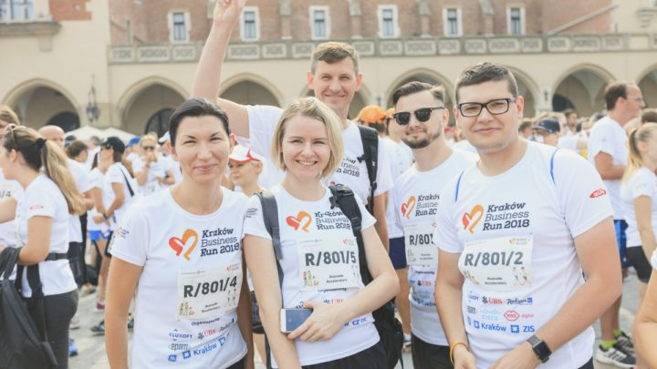 Biznes biega charytatywnie. Trwają zapisy do Poland Business Run 2019